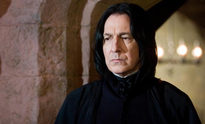 Alan Rickman: Harry Potter jej frustroval | Fandíme filmu
