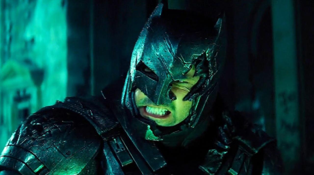 Batman v Superman: Který záběr je Snyderův nejoblíbenější   Fandíme filmu