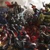 Avengers 4: První artwork s celým týmem včetně Captain Marvel | Fandíme filmu