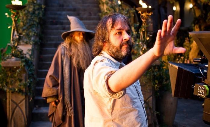 Pán prstenů: Peter Jackson se projektu nezúčastní   Fandíme seriálům