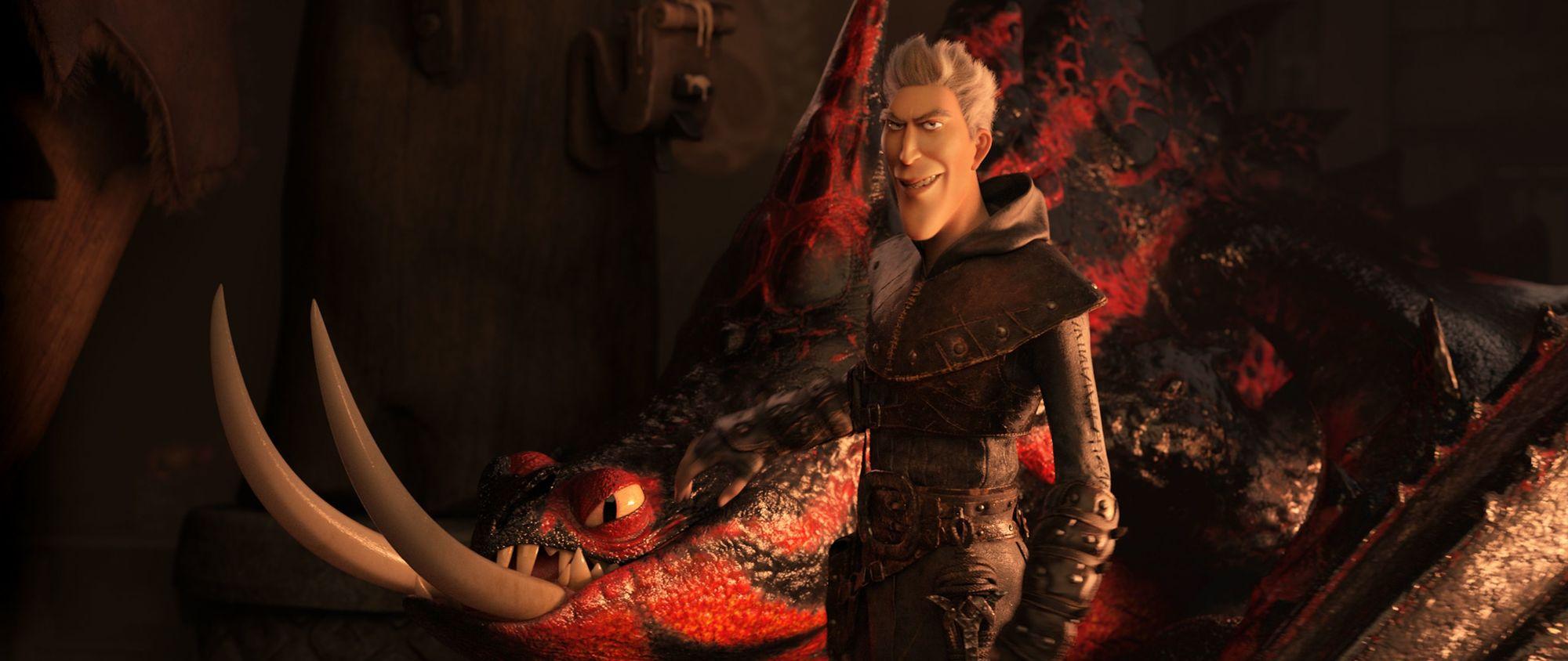 Jak vycvičit draka 3: Poslední upoutávka odhaluje Škyťákův osud