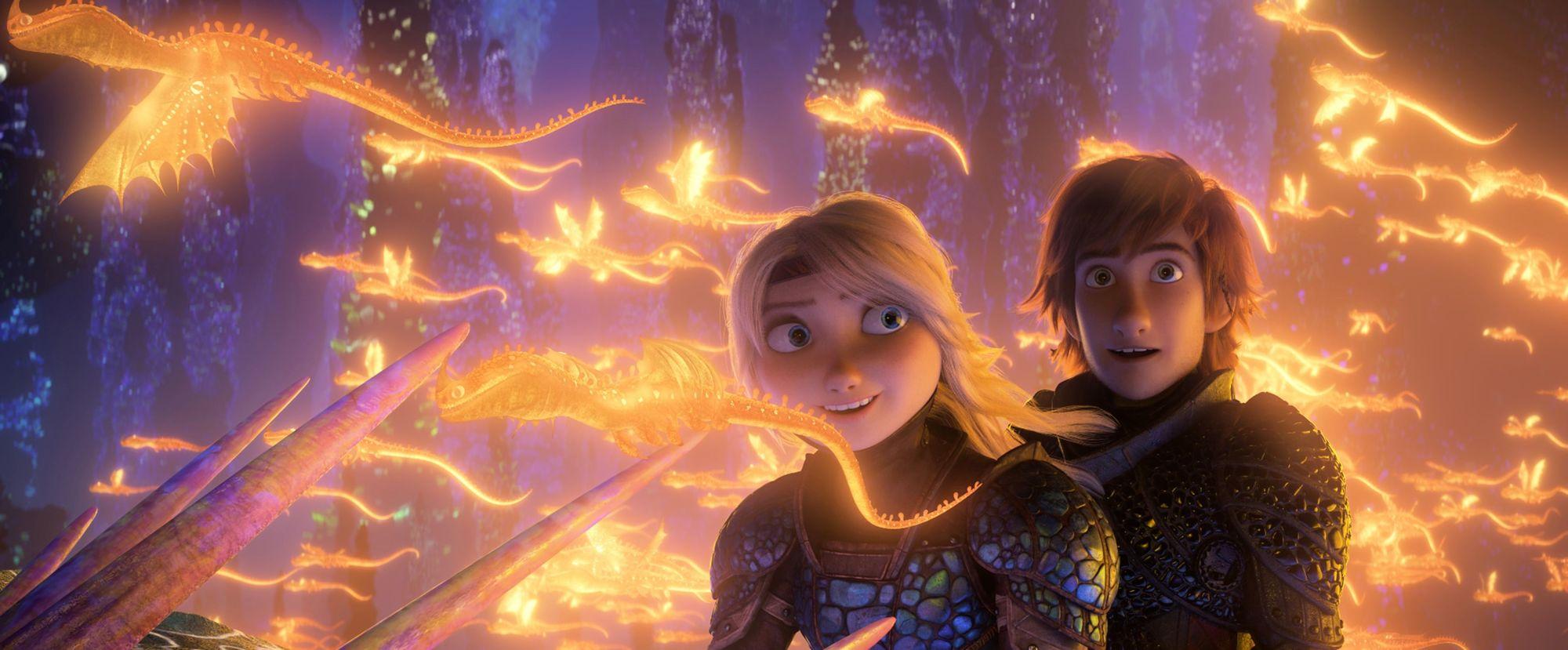 Jak vycvičit draka 3: První trailer k epickému závěru ságy