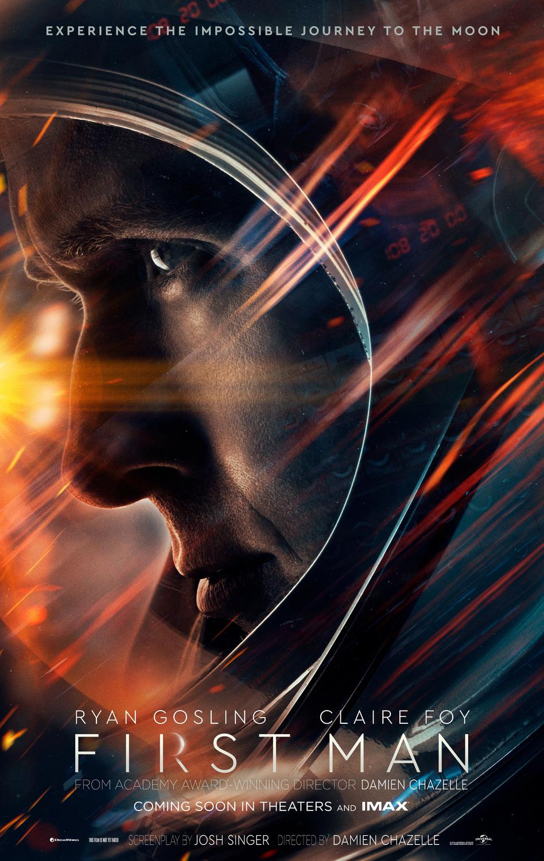 První člověk | Fandíme filmu