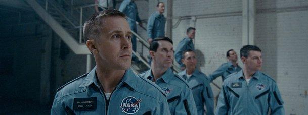První člověk: Let na měsíc je v prvním traileru řádné peklo | Fandíme filmu