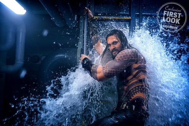 Aquaman jako zachránce DC, aneb velké preview filmu   Fandíme filmu