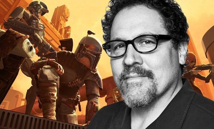Star Wars: Aktuality o natáčení seriálu Jona Favreaua | Fandíme seriálům