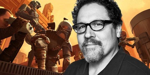 Star Wars: Aktuality o natáčení seriálu Jona Favreaua | Fandíme serialům