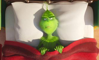 Grinch: Benedict Cumberbatch propůjčil hlas zelenému bručounovi | Fandíme filmu