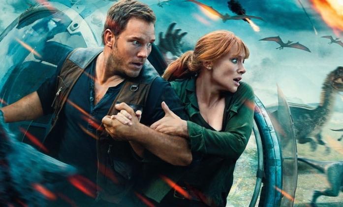 Jurský svět 3 krom hrdinů z Jurského parku přivede zpátky i ty z prvního Jurského světa | Fandíme filmu