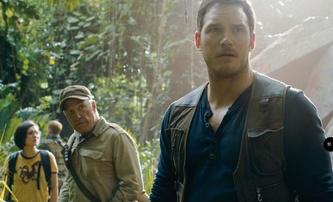 Jurský svět 3: Chris Pratt slibuje epickou podívanou a naznačil skok v čase | Fandíme filmu