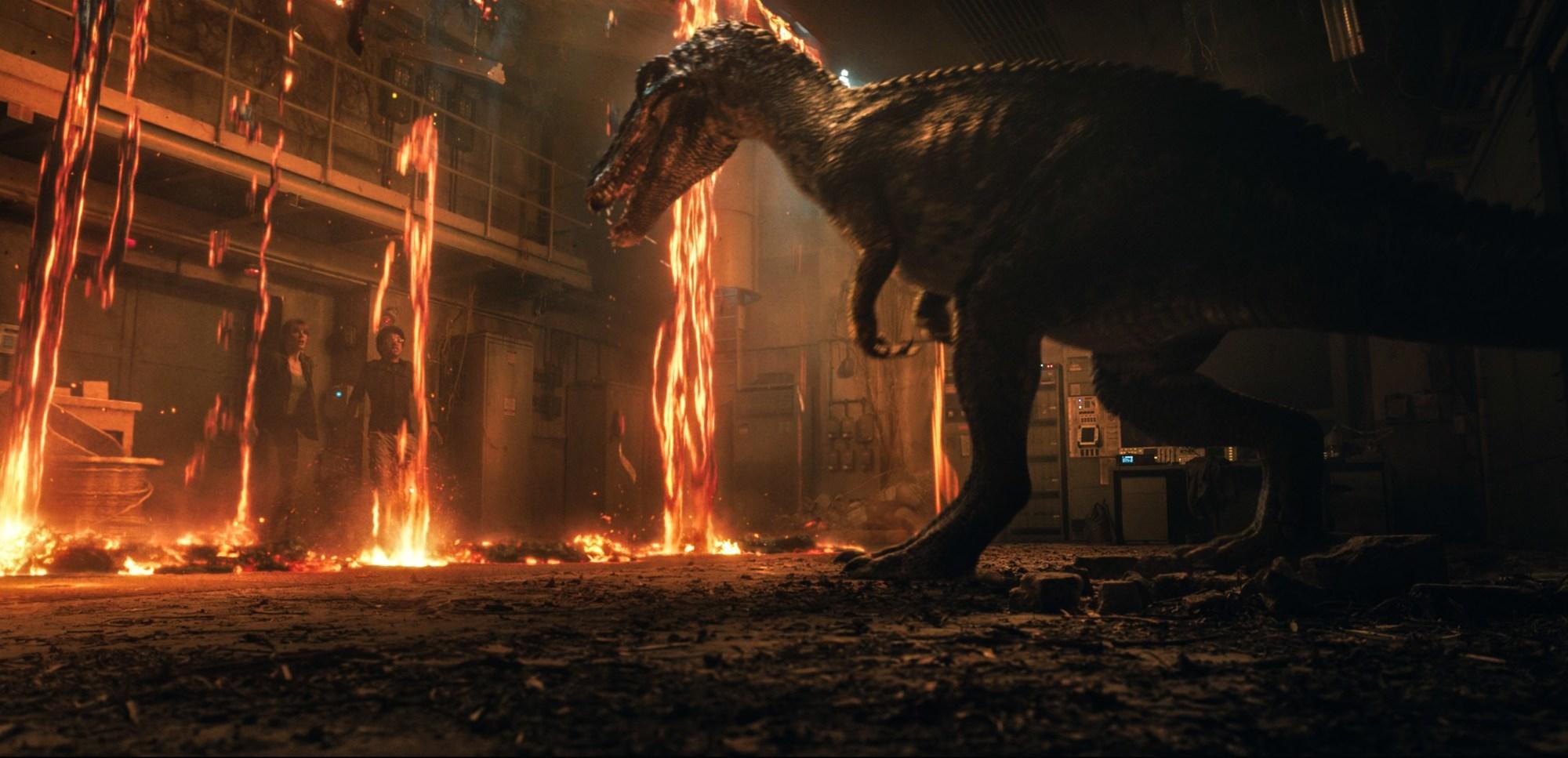 Box Office: Dinosauři konečně v USA | Fandíme filmu