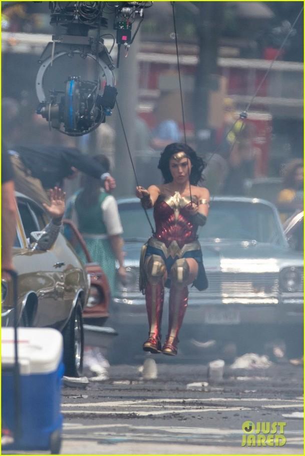 Wonder Woman 1984: První pohled na záporačku | Fandíme filmu