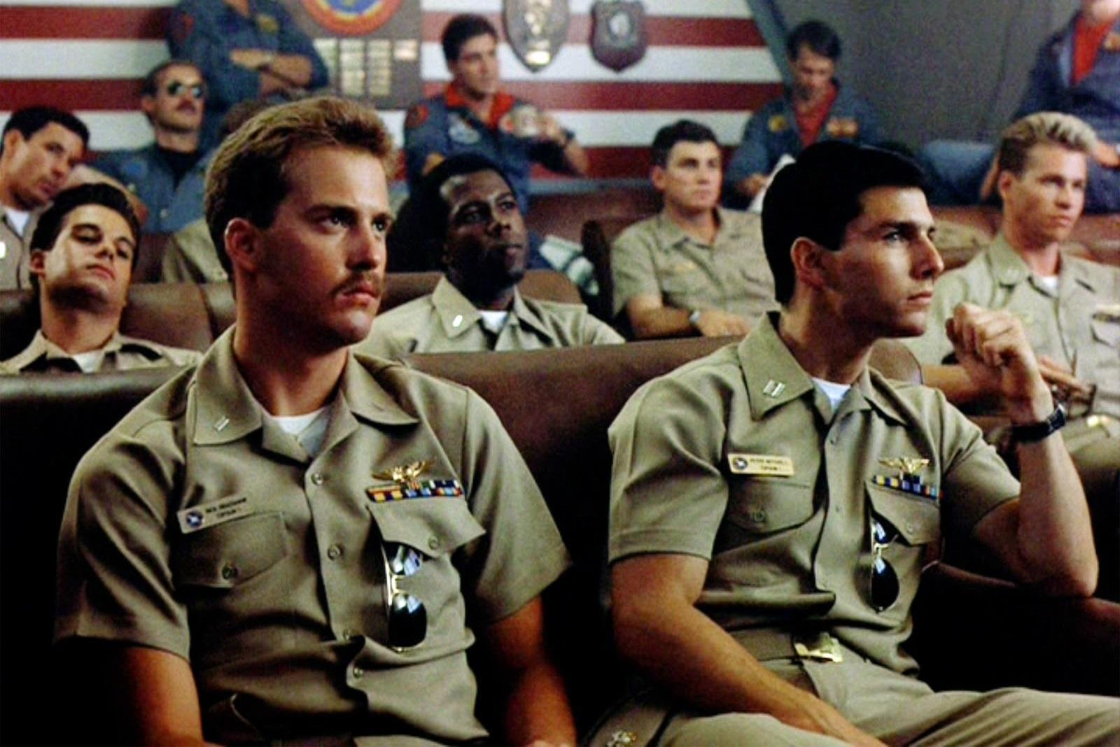 Top Gun: Skutečná letecká škola průpovídky z filmu trestá   Fandíme filmu