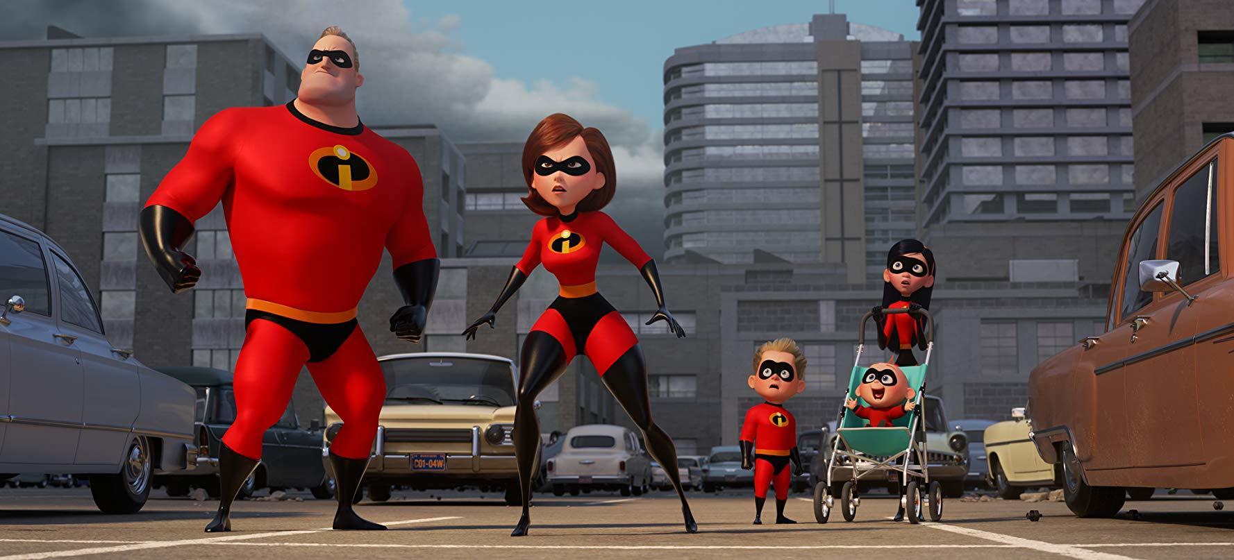 Úžasňákovi 2: Tohle není film pro děti, zlobí se režisér   Fandíme filmu