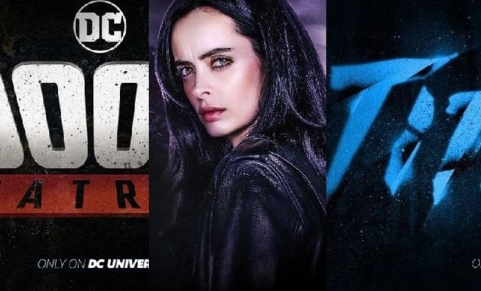 Komiksové novinky #1 - Titans, Jessica Jones, Doom Patrol | Fandíme seriálům