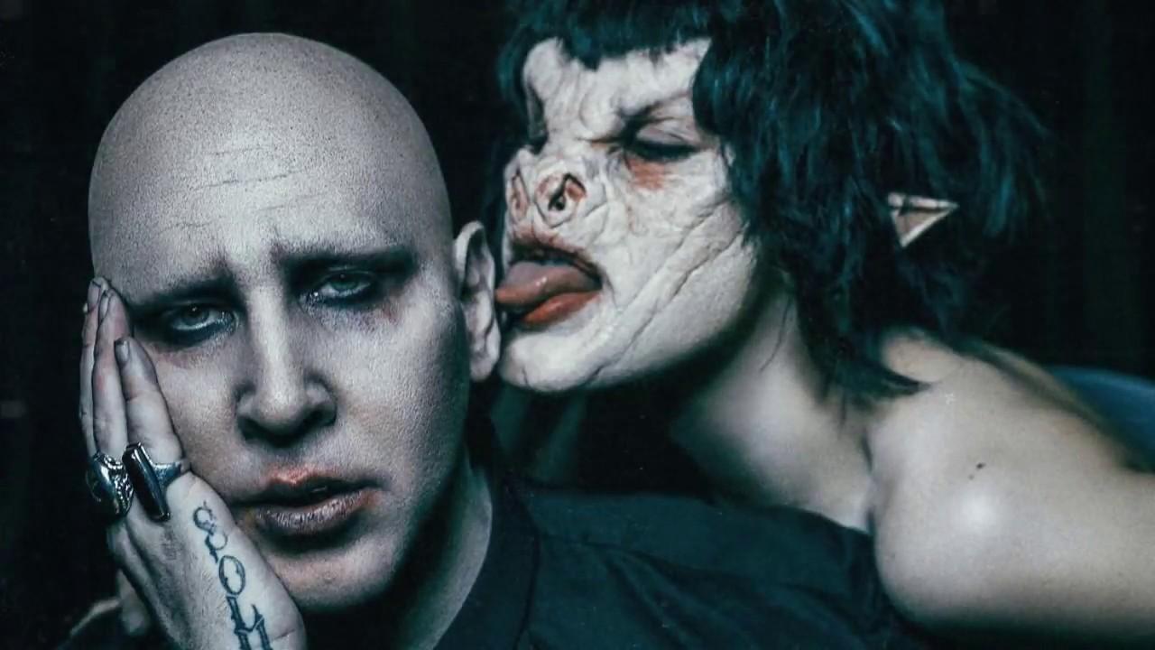 The New Mutants: Soundtrackový cover-zářez Marilyna Mansona | Fandíme filmu