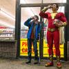 Shazam! Superhrdina z jiné éry v plné kráse na fotce | Fandíme filmu