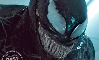 Venom se zubí na nových fotkách a tvůrci jej představují | Fandíme filmu