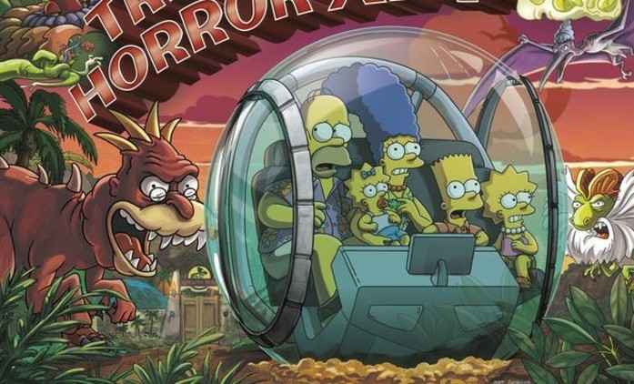 Simpsonovi: Žlutá rodinka se vydá do Jurského parku | Fandíme seriálům