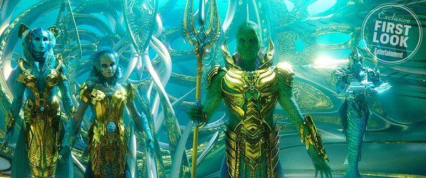 Aquaman: Star Wars pod vodou, aneb ještě větší představení filmu   Fandíme filmu