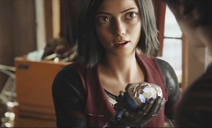 Alita: Battle Angel - Trailer z Comic-Conu je online | Fandíme filmu