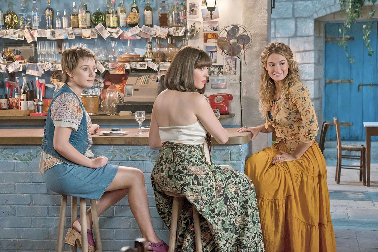 Box Office: Už zase Mamma Mia