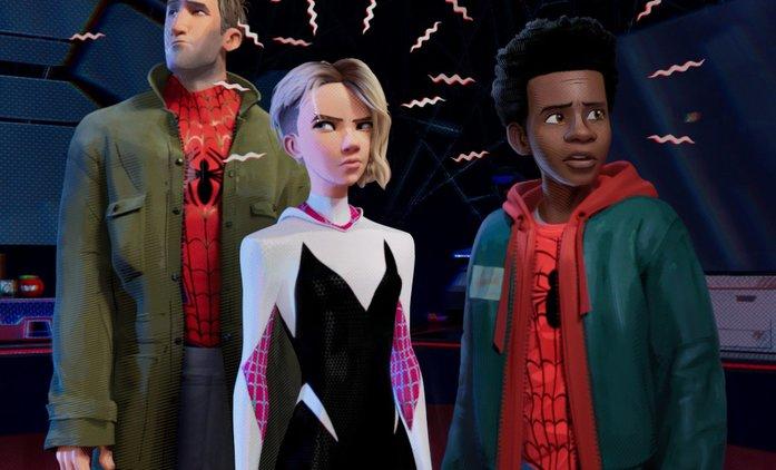 Spider-Man: Paralelní světy: Comic-Con odhalil další Spider-Many | Fandíme filmu