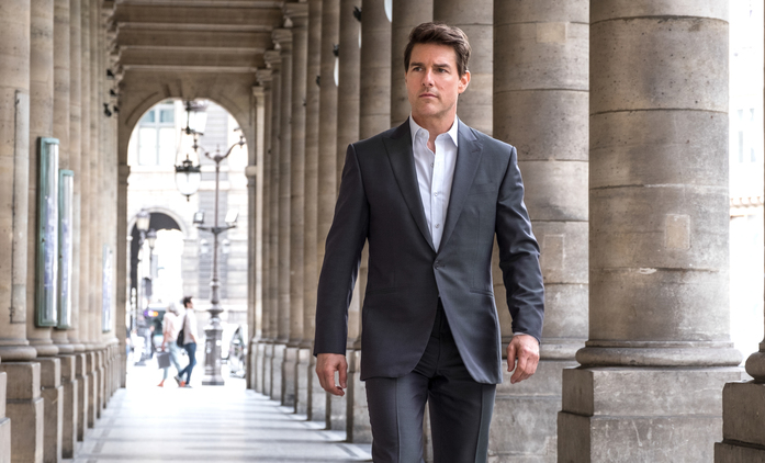 Mission: Impossible 7: Tom Cruise předvádí další kaskadérské kousky v Benátkách | Fandíme filmu