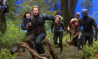 Avengers 3: Pusťte si vystřižené scény, bloopers, zákulisí | Fandíme filmu