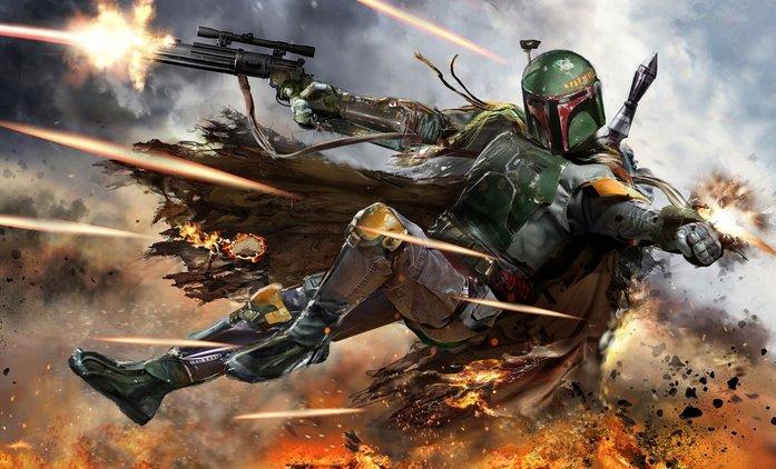 Star Wars: Hraný seriál má být o Mandalorianech a další novinky   Fandíme seriálům