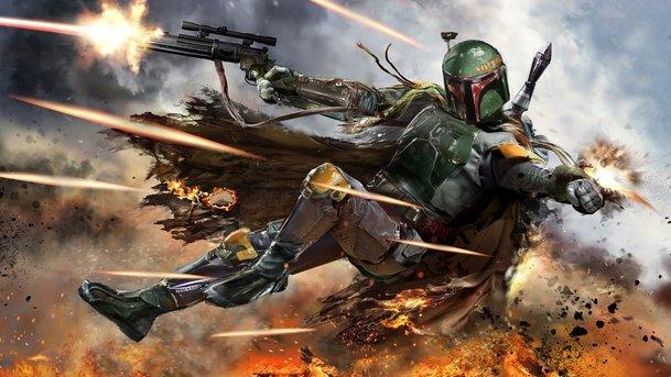 Star Wars: Hraný seriál má být o Mandalorianech a další novinky   Fandíme serialům