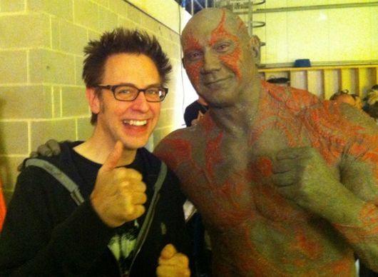 Strážci Galaxie 3: Gunnův bratr věří, že Marvel použije původní scénář   Fandíme filmu