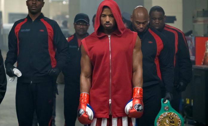 Creed 2: Nové fotky s Adonisem v akci   Fandíme filmu