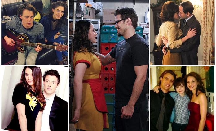 Láska za kamerou: TOP 7 slavných párů, které dal dohromady seriál   Fandíme seriálům