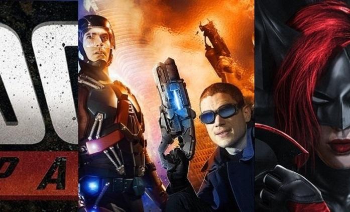 Komiksové novinky #4 - Batwoman, Batman, Doom Patrol | Fandíme seriálům