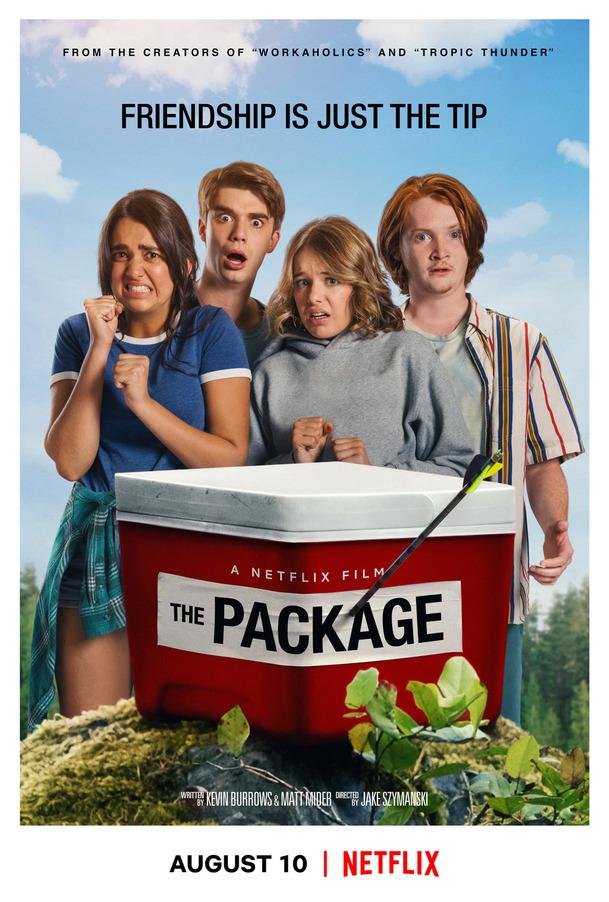 The Package: Teenage komedie o useknutém penisu je tady   Fandíme filmu
