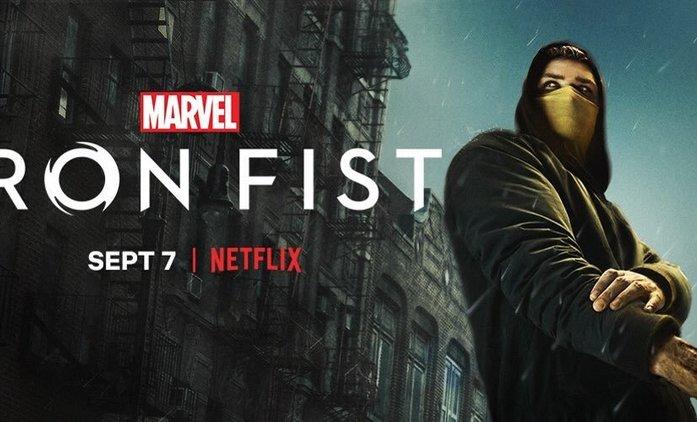 Iron Fist: První trailer na 2. sérii je tu. A je řádně akční! | Fandíme seriálům