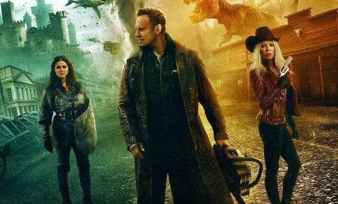 Sharknado 6: Plnohodnotný trailer prolétne celou historií | Fandíme filmu