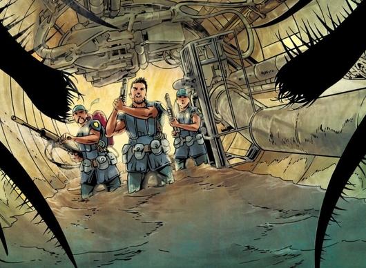 Under: Chystá se sci-fi o mutantech žijících v rozsáhlé kanalizaci | Fandíme filmu