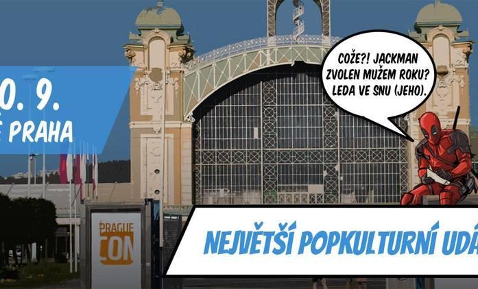 PragueCon, největší český popkulturní festival, se ruší! | Fandíme seriálům