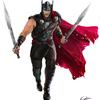 Chris Hemsworth: Thor 2 za moc nestál | Fandíme filmu