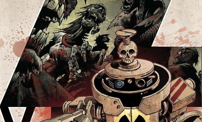 Inherit The Earth: Adaptace komiksu s roboty a zombíky má režiséra | Fandíme filmu