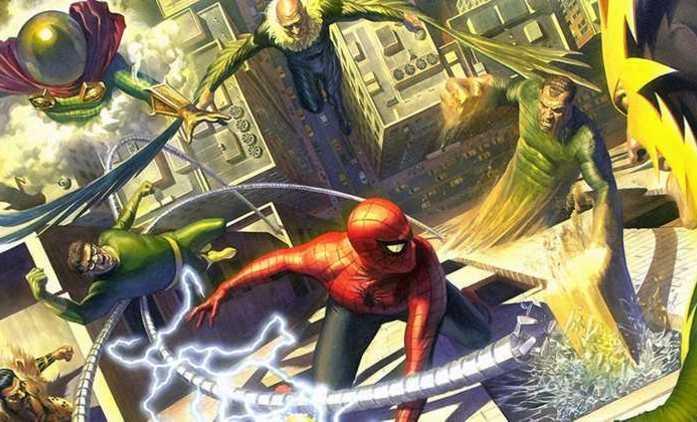 Sony údajně pracuje na filmu se Sinister Six   Fandíme filmu