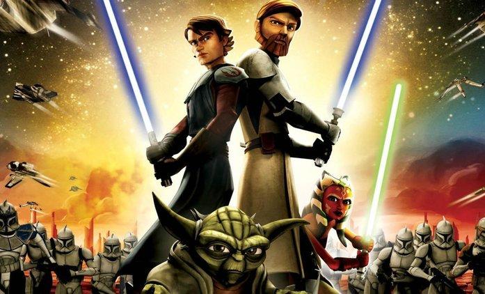 Star Wars: Top 10 momentů z Klonových válek   Fandíme seriálům