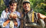 Jungle Cruise: Zákulisní video ukazuje obří kulisu | Fandíme filmu