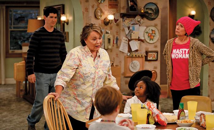 Roseanne: Roseanne Barr prchá po skandálu do Izraele | Fandíme seriálům