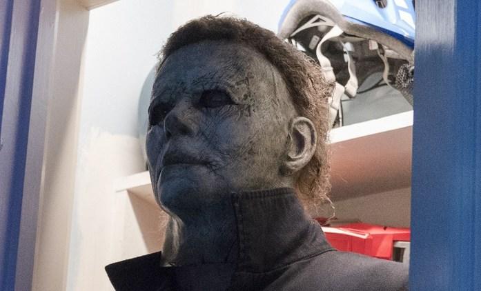 Halloween: Michael Myers si krvavý návrat evidentně užije   Fandíme filmu