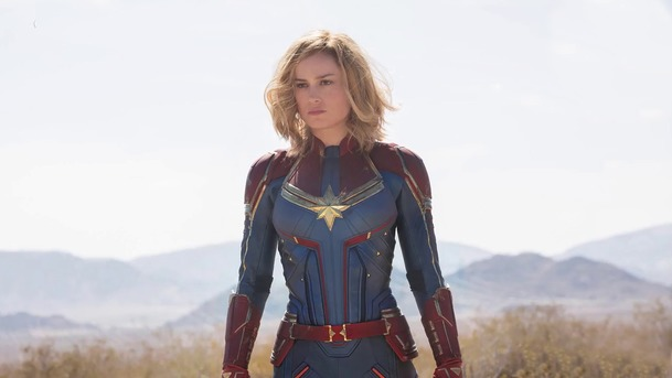Captain Marvel: Někteří se diví, že film utržil miliardu a Brie Larson to překvapuje | Fandíme filmu