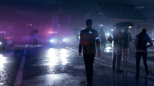 Detroit: Become Human aneb když se hranice filmu a videohry téměř stírá | Fandíme filmu