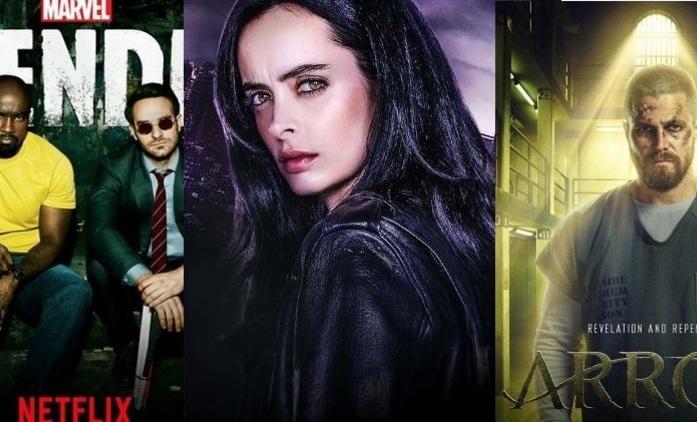 Komiksové novinky #6 - The Defenders, Jessica Jones, Arrow | Fandíme seriálům